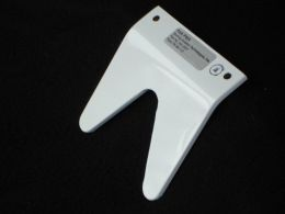 vertical fin attachment plate